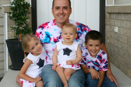 4th-of-July-Crafty-Shirts for Kids