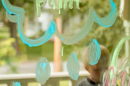 Homemade Window Paint Recipe Kids Craft