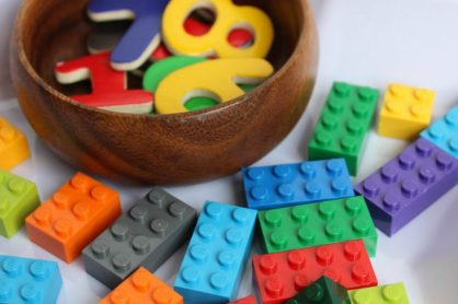 Lego Math Activity Idea for Kids