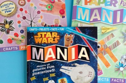 Mania Craft Book Series