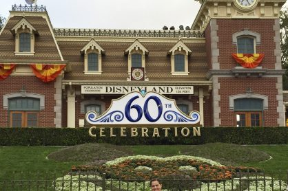 Disneyland Diamond 60th Celebration