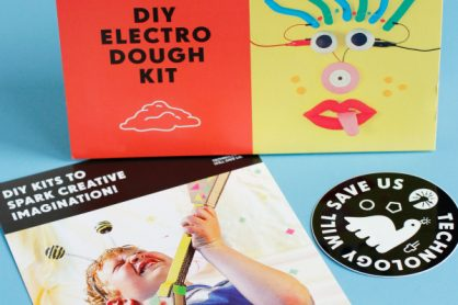 DIY Electro Dough Kit for Kids