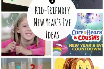6 Kid-Friendly New Year's Eve Party Ideas