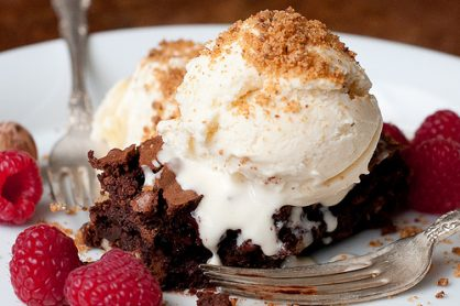 Brownie for Two