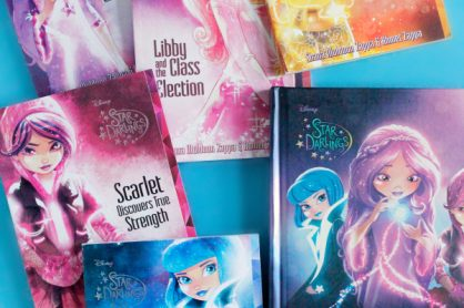 Disney Star Darlings Book Series for Kids