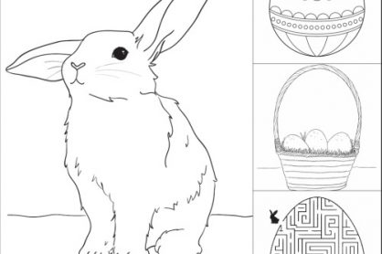 Easter-Coloring-Pages