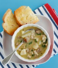Simple Italian Soup Recipe