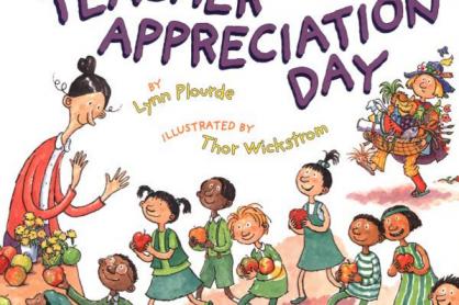 Teacher Appreciation Day Book
