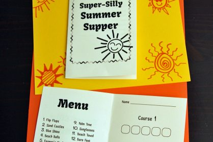 Kick-off summer with a summer mystery meal!