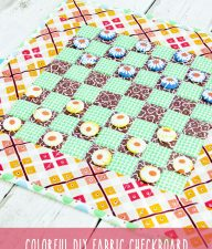 Colorful-DIY-Fabric-Checkerboard-Game