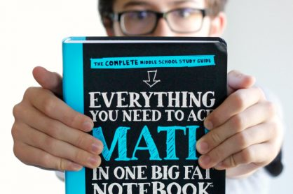 Big Fat Notebook of Math