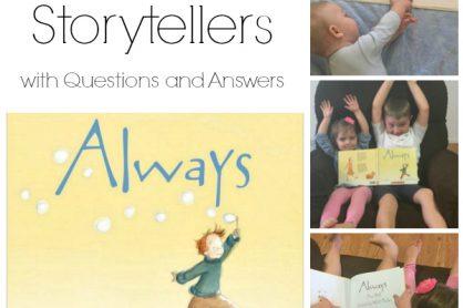 Create Storytellers in your Kids