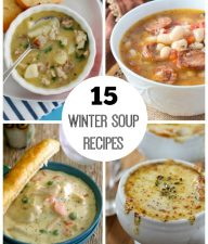 15 Winter Soup Recipes