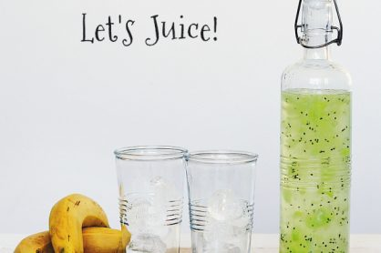 Juice Recipes for Earth Day