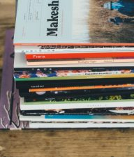 4 Ways to Reuse and Recycle Old Magazines