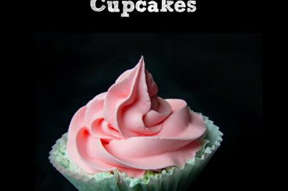 Fizzy Bath Bomb Cupcakes