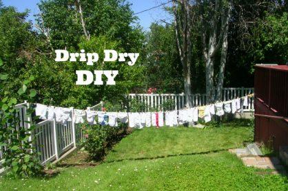 Drip Dry DIY