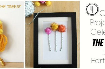 4 Crafts to Celebrate The Lorax