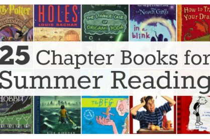 Chapter Books for Summer Reading