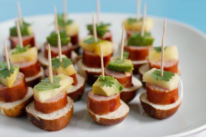 Bratwurst Bites Appetizer Recipe