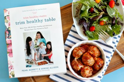 Trim Healthy Table Recipe Book