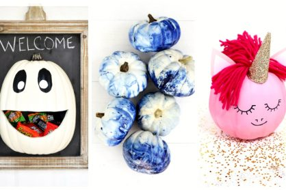 15 Pumpkin Projects that Pop
