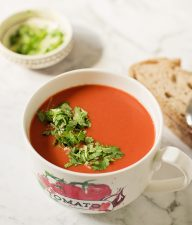 Simple Creamy Tomato Soup Recipe