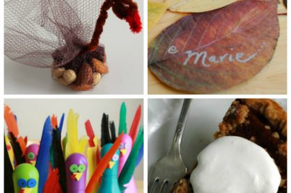 CreativeThanksgiving Ideas