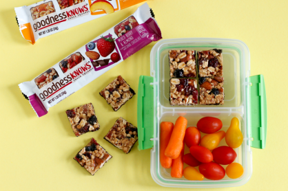 3 Snacking Ideas for Busy Families