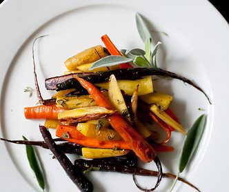 Simple Carrot Side Dish