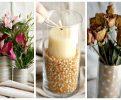 3 DIY Vase Ideas with 1 Vase
