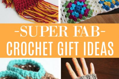 Crochet Gift Ideas to Make