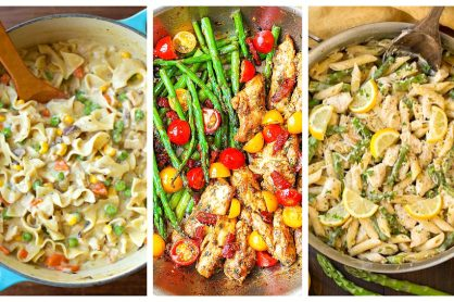 9 NOW Ideas for One Pot Meals