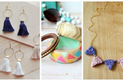 9 Now Ideas for DIY Tween Maker Jewelry