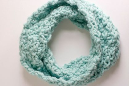 6 Spring Knit Scarf Patterns YOU Can Make