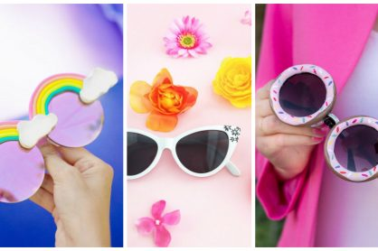 Glam Up Sunglasses for Summer