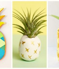 17 Pineapple Crafts that Crush