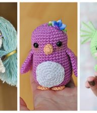 Cute Crochet Amigurumi Patterns