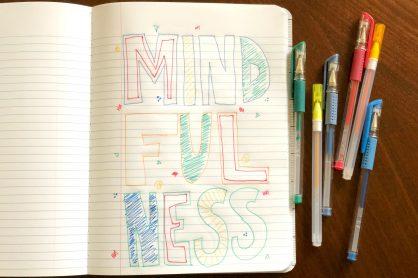 Mindfulness Gel Pen Doodle