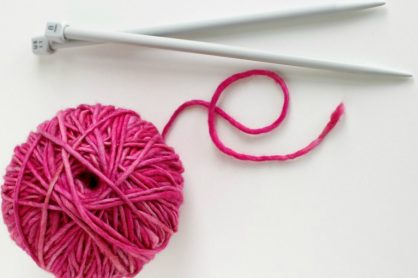 DIY Winding-a-Yarn-Hank-into-a-Yarn-Ball