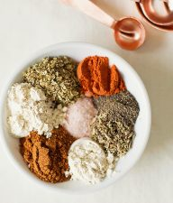 Simple Homemade Spice Blends