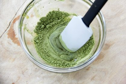 Best DIY matcha face mask