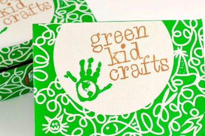 Fun Green Kid Crafts Creative Box Subscriptions