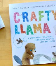Crafty Llama Picture Book