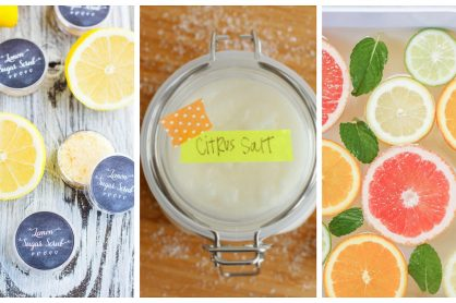 9 NOW Ideas: DIY Spa Treatments