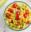 easy summer corn salad recipe