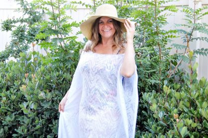 the easiest kaftan tutorial