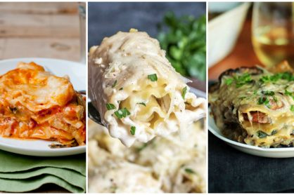 9 NOW Ideas: Lasagna Recipes