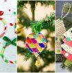 9 kid-made ornament ideas