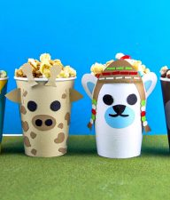 Doctor Dolittle party treat and craft